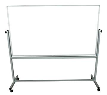 Beidseitig mobiles Magnet-Whiteboard (180cm x 100cm) - 2