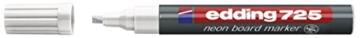 Edding 4-725-5 Neon Board Marker 725 nachfüllbar, 2 - 5 mm - 1