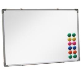 Magnettafel 60x90 cm inkl. 12 Magnete Whiteboard - 1