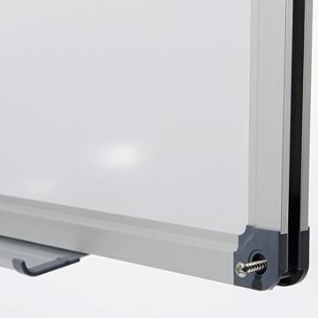 Office Marshal® Profi - Whiteboard mit schutzlackierter Oberfläche | magnethaftend | 7 Größen | 60x90cm - 3