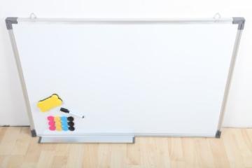 point-home Magnettafel Wandtafel Schreibtafel 90x60 cm - 2