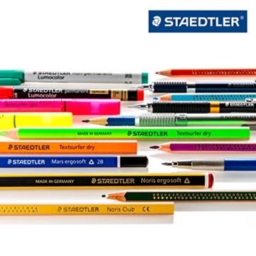Staedtler 351 B WP6 Board-Marker Lumocolor whiteboard marker, Staedtler Box mit 6 Farben - 4