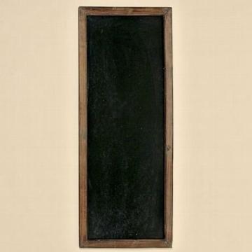 Große Wandtafel, Kreidetafel, Schreibtafel, Werbetafel, Holzrahmen 115 -