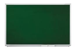 magnetoplan Kreidetafel SP, 60 x 45 cm, grün -