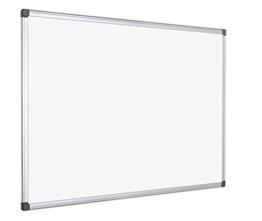 Bi-Silque MA0212170 Maya Whiteboard mit Aluminiumrahmen und Raster - 1