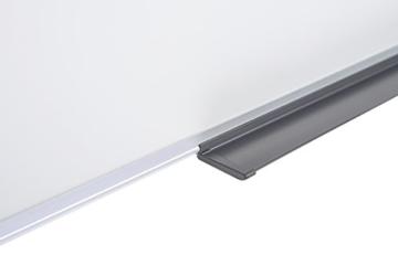 Bi-Silque MA0212170 Maya Whiteboard mit Aluminiumrahmen und Raster - 5