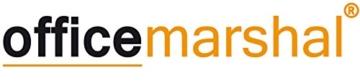 Office Marshal® Profi - Whiteboard mit schutzlackierter Oberfläche | magnethaftend | 7 Größen | 60x90cm - 5
