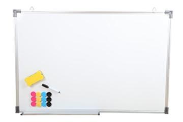 point-home Magnettafel Wandtafel Schreibtafel 90x60 cm - 1