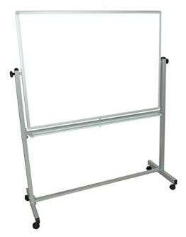 Beidseitig mobiles Magnet-Whiteboard (120cm x 90cm) -