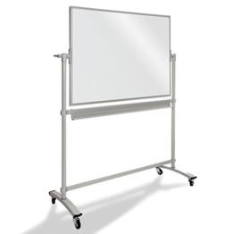 MOB Whiteboard / Stativdrehtafel - 5 Größen wählbar -