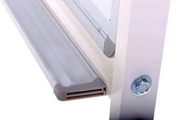 Mobile Whiteboard Tafel beidseitig beschriftbar,in 2 Größen, schutzlackiert, magnethaftend, mit gratis Zubehör (Stifte,Schwämme,Magnete), Größe:180x100 cm - 4